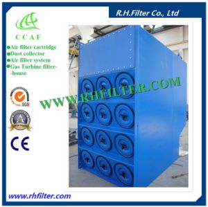 Ccaf Cartridge Dust Collector for Sanding Dust pictures & photos
