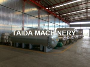 Electric Steam Heating Rubber Extruded Products Vulcanizer Vulcanizing Curing Tank Autoclave Machine pictures & photos