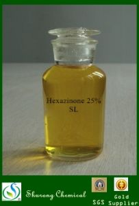Agrochemical Herbicide Hexazinone 98%Tc 25% SL