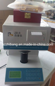 High Quality Brightness Whiteness Testing Machine pictures & photos