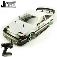 Hot Selling Toy1: 10, 4 Channels RC Car