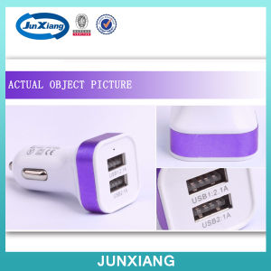 New Arrival Dual Micro USB Car Charger (style 2) pictures & photos
