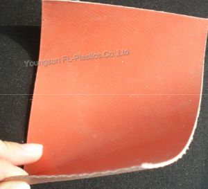 Silicone Rubber Coated Glass Cloth pictures & photos