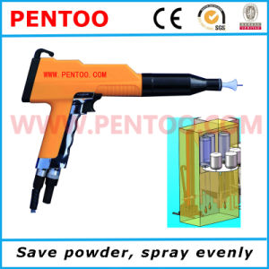 Automatic Enamel Powder Coating Gun for Wide Application pictures & photos