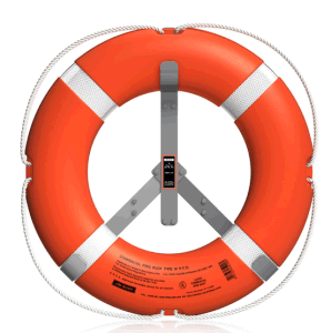 4.3kg /2.5kg Marine Life Buoy/Life Ring with Light pictures & photos
