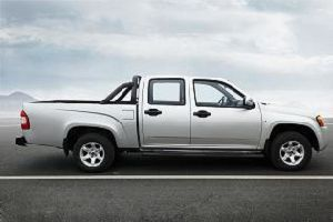 Higer Double Cab Pickup