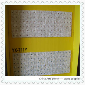 China Marble Mosaic Tile for Bathroom Wall pictures & photos