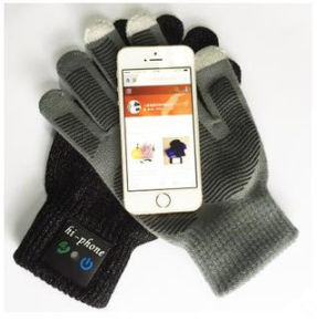 Bluetooth Bicycle Glove Touch Screen Glove Bicycle Accessary (TK0031)