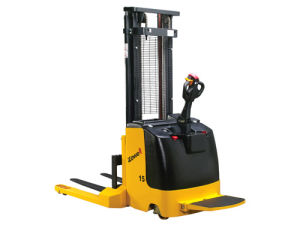 China Electric Forklift China Electric Stacker Power Stacker