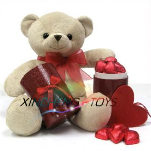 Valentines Day Toys, Custom Teddy Bear Plush Toy