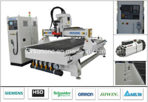 Tool Changing Wood CNC Machine