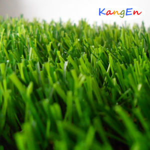 Popular Bicolor U Shape Synthetic Grass for Landscaping (BET-B36) pictures & photos
