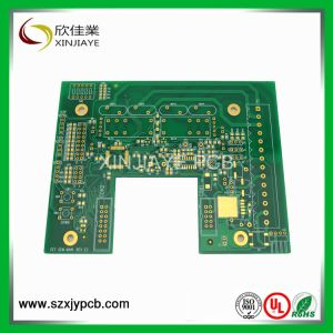 Rigid Double Side Fr4 Material PCB pictures & photos