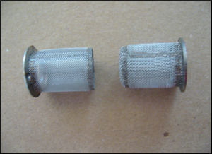 Ss Wire Mesh Filter Cylinder pictures & photos