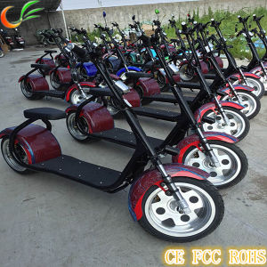 Ce/RoHS Approval 60V 12ah Electric Scooter with 1000W Motor pictures & photos
