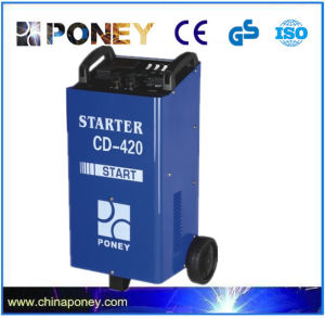 Car Battery Charger Boost and Start CD-600b pictures & photos