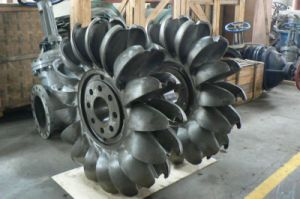 Pelton Turbine Runner Manufacturing / Maintenance/ Refurbishment pictures & photos