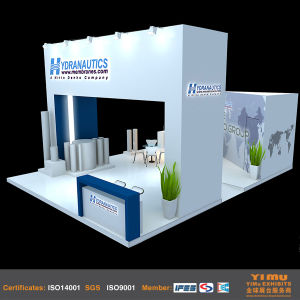 Custom Trade Show Exhibition Booth in China pictures & photos
