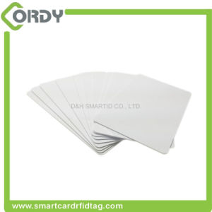 Plastic Blank White ISO Inkjet ID Card for Access Control pictures & photos