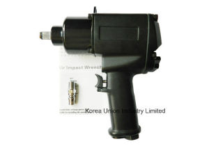 Pistol Grip Type Air Impact Wrench 1/2 Sq Drive Impact Tool Kit pictures & photos