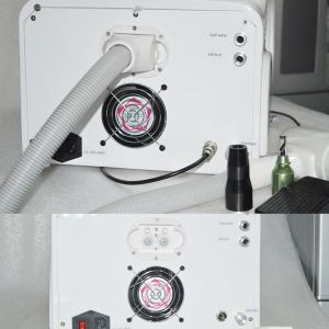 Q Switch ND YAG Laser Pigmentation Scar Acne Tattoo Removal Laser Beauty Salon Machine with Ce pictures & photos