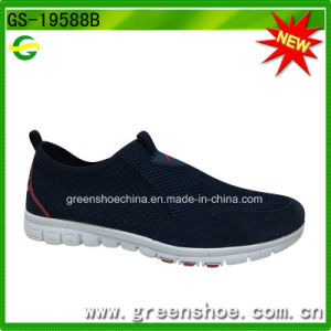Breathable Light China Men Slip-on Sport Shoes pictures & photos