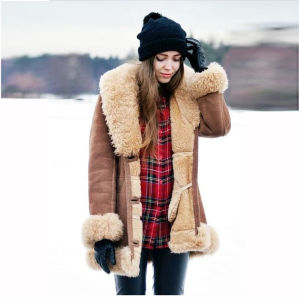 Real Australian Double Face Sheepskin for Garment pictures & photos
