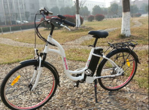 Electric City Bike with Lithium Battery CE En15194 pictures & photos