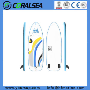 "Popular Entertainment Sup EVA Face Windsurf Board Inflatable for Sale (Vivacity 8′0"") pictures & photos"