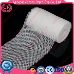 Disposable 100% Absorbent Cotton Medical Gauze Roll pictures & photos