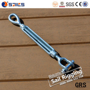 Rigging Hardware Us Type Galvanized Turnbuckle Jaw and Eye pictures & photos