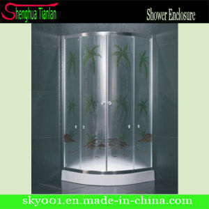New Different Types Double Roller Sliding Shower Door pictures & photos