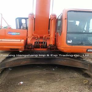 Used Crawler Doosan Excavator (DH225LC-9)