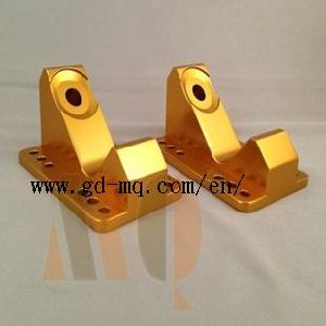 High Quality Custom Made CNC Machined Precision (MQ2146) pictures & photos