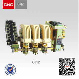CNC CNC Contactor Cj12 Types of AC Magnetic Contactor AC Contactor (CJ12) pictures & photos