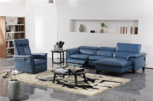 Leisure Italy Leather Sofa Furniture pictures & photos