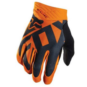 Orange Fashionable Motorcross Cycling Sport Glove for Riding (MAG75) pictures & photos