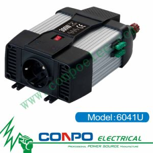 6041u 300W Pure Sine Wave Inverter+USB pictures & photos