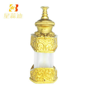 Middle East Fragrance Essential Perfume Oil Cosmetic Packaging Glass Bottle pictures & photos