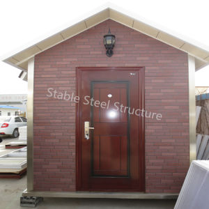 Excellent Quality Prefab Sentry Box with Low Cost pictures & photos