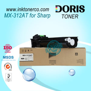 Mono Copier Toner Cartridge Mx312 Mx-312 for Sharp Mx-M261 / M311 / 2628L / Mx-M2608n / M3108n / M3508n / M2608u / M3108u / M3508u pictures & photos