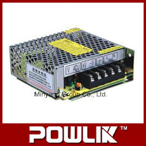 High Quality 25W Switching Power Supply with CE (S-25) pictures & photos