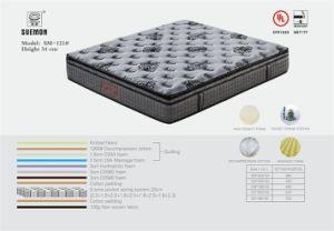 9 Zone Pocket Spring Mattress, Luxury Bedroom Furniture
