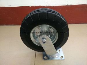 8 Inch Steering PU Foam Castor
