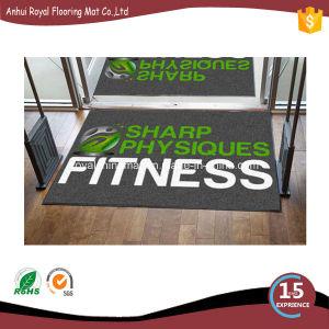 High Quality Competitive Price Regular Size Logo Carpet Mat