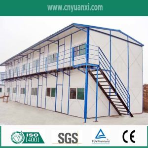 Two Floors Prefabricated Buildings for Site Camp with CE (1503008)
