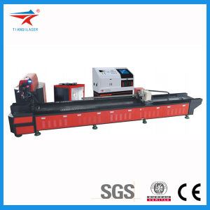 YAG Metal Oil Pipeline Laser Cutting Machine (TQL-LCY620-GC45) pictures & photos