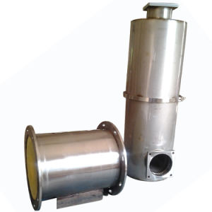 Diesel&Gasoline Engine Emission Control System Metallic Housing SCR Catalytic Muffler pictures & photos