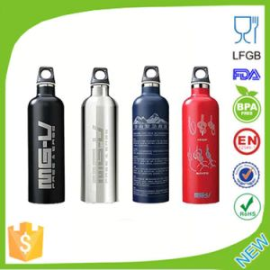 450-750ml Single Wall S/S Sport Drinking Bottle Dn-201 pictures & photos