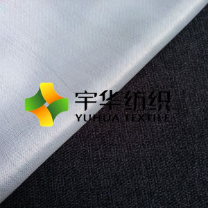 100% Polyester Embroidered Suede Fabric for Sofa Cover Yhl10